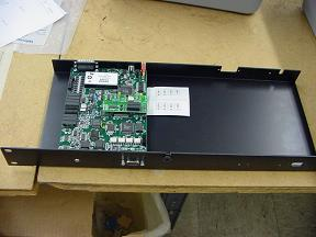 AVT-718 dual board rack mount chassis